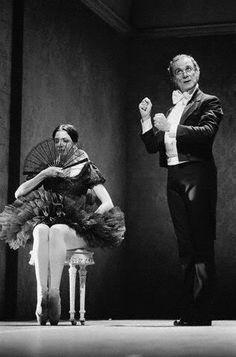 Dancer/Choreographer Roland Petit with Karen Kain in Coppelia. Ballet Photos, Dance Photos, Karen Kain, Vintage Dance, Ballet Dancers, Ballerinas, Kinds Of Dance, Roland, Ballet Photography