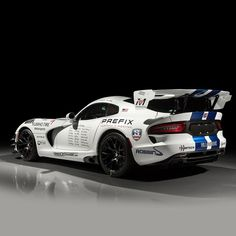 A little Mopar magic! Serial #001 of just 5 Viper GTS-R Nürburgring Commemorative Editions produced by Dodge in 2017. With just 7 actual miles, this Viper will be selling with No Reserve at our 2020 Scottsdale Auction, Jan. 11-19. Us Cars, Race Cars, 2017 Dodge Viper, Kumho Tires, Viper Car, Ferrari F12berlinetta, Chrysler Dodge Jeep, Barrett Jackson Auction, Sweet Cars