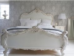 french bed - Google Search