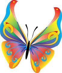 pink and purple butterfly clipart clipart panda free clipart rh pinterest co uk butterflies clipart free butterfly clip art free images