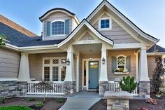 Clark and Co. Homes Exteriors