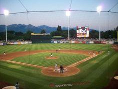 Smith's Ballpark - Salt Lake City, UT