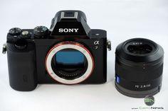 Sony Alpha 7 mit 35mm f2,8 Zeiss Alpha 7, Zeiss, Binoculars, Sony, System Camera, Lens, Products