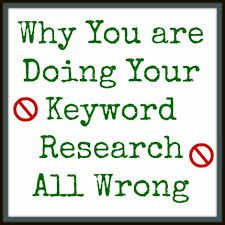 What is the single most important thing you can do to insure the success of your website? One of the answers is to choose the right keywords. Choose the right keywords. Why is that, with all of the…