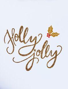 Holly Jolly.