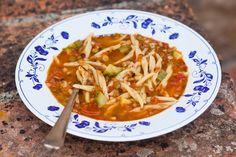 Hustá polievka plná Toskánska