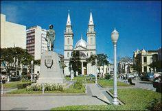 Praça do Santíssimo São Salvador em Campos dos Goytacazes-RJ