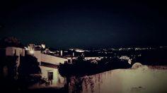 Óbidos by night