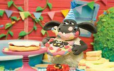 Timmy's making himself a Birthday cake