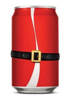 Coca-Cola: Cokesanta #ad #print #ooh
