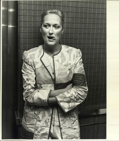 Meryl Streep (born June 22nd) is a Cancer on the cusp of Gemini.