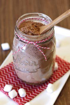 Sarah Bakes Gluten Free Treats: dairy free hot cocoa mix