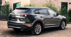Mazda has redesigned its three-row SUV for 2017, moving the CX-9 to the company's latest vehicle architecture. Although it is not on sale until next summer, we had a chance to drive on the 2017 Mazda CX-9 after its world debut at the 2015 Los Angeles auto show.