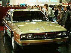 Lancia Gamma Scala versione a quattro porte della Lancia Gamma coupè