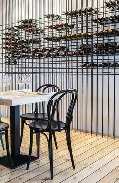 MAR Restaurant Reykjavik by Hafsteinn Juliusson and Karitas Sveinsdóttir #interior #restaurant