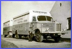 Commercial Vehicle, Vintage Trucks, Recreational Vehicles, Dutch, Classic Cars, Buses, Motorcycles, Europe, Antique