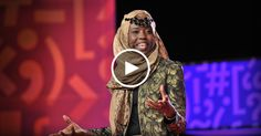 """Emtithal """"Emi"""" Mahmoud writes poetry of resilience, confronting her experience of escaping the genocide in Darfur in verse. She shares two stirring original poems about refugees, family, joy and sorrow, asking, """"Will you witness me?"""""""