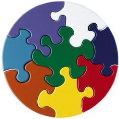 Giant Circle Puzzle
