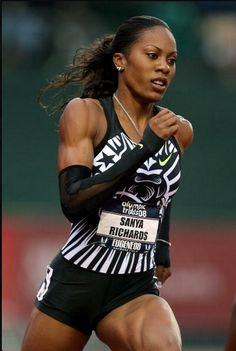 Sanya Richards Ross - One of our Top 10 Most Enviable Bodies of the 2012 Olympics