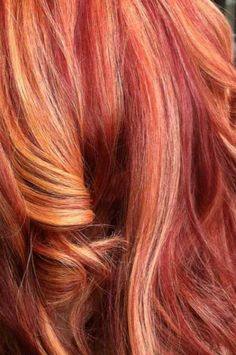 Beautiful Copper and Bronze for Fall Get the look at Remy Clips clip-in ha… - Copper Hair Hair Color 2018, Red Hair Color, Cool Hair Color, Hair Colors, Colours, Balayage Auburn, Balayage Hair, Hair Color Pictures, Beard Colour