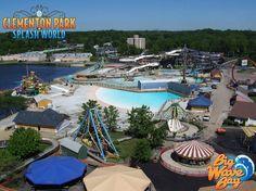 clementon park & splash world - Nothing like have an amusement park close by