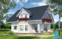 Proiect de casa cu mansarda http://www.proiectari.md/property/proiect-casa-de-locuit-cu-mansarda-si-terasa-de-vara/