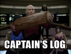 omg I laughed way too hard! I love me some Star Trek humor!