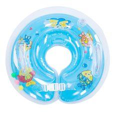 ที่มีคุณภาพสูงทารกคลอดลูกตักทารกว่ายน้ำคอลอยยางแหวนว่ายน้ำทำให้พองวงกลมคอSwimtrainer 3สีYY0055