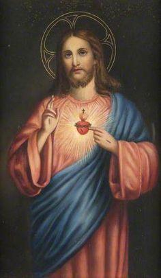 Jesus Our Savior, Jesus Is Risen, Jesus Faith, Heart Of Jesus, Jesus Is Lord, Catholic Pictures, Pictures Of Jesus Christ, Religious Pictures, Catholic Art
