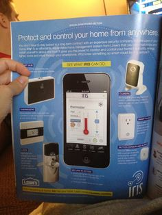 Home security system controller via smart phone
