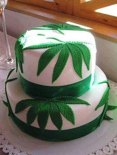 Weed cake, yuuum !
