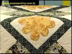 ▶ Patchwork Ana Cosentino: Centro de Mesa Verão 2013 - YouTube