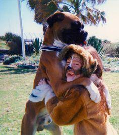 Xango@dog & Luar