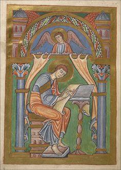 Lorscher Handschriften in der British Library