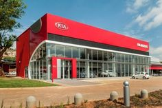 Kia Opens Solar-Powered Car Dealership in South Africa