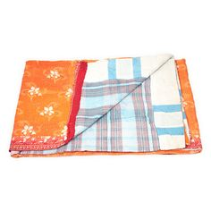 Vintage Kantha Quilt, $99, now featured on Fab.