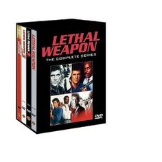 Lethal Weapon: The Complete Series - it seemed to get funnier with every movie.  Danny Glover & Mel Gibson are a great combo in these movies...oh, and their ornery sidekick!