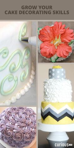 Do you want your cakes to look as good as they taste? Learn how to hold a pastry bag, evenly ice a cake, create borders, flowers, and more! Make all your confectionary dreams a reality with 15k+ video lessons!