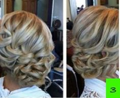 Homecoming hair maybe