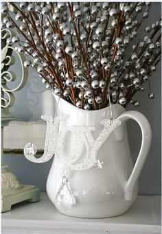 C.B.I.D. HOME DECOR and DESIGN: COLORS OF CHRISTMAS: SILVER BELLS