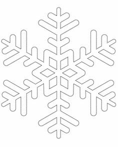 Snowflake template 1 - Free Printable Coloring Pages by aubree_hays String Art Templates, String Art Patterns, Snowflake Template, Snowflake Pattern, Snowflake Stencil, Snowflake Printables, Snowflake Pillow, Feather Template, Frozen Birthday Party