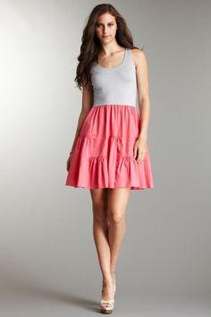 Decode 1.8 Coton Tier Dress