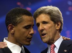 "John Kerry: Poverty Is Root Cause Of Terrorism, Terrorists Just Need More ""Economic Opportunity"" American Presidents, Us Presidents, American History, Barack Obama, Causes Of Terrorism, Obama Photos, Korean President, 10 Years Later, Democratic National Convention"