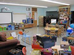Deskless Classroom