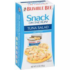 Snacks For School Lunches, School Lunch Recipes, No Bake Snacks, Yummy Snacks, Snack Recipes, Pepperidge Farm Goldfish, Campfire Desserts, Salad Kits, Potato Crisps