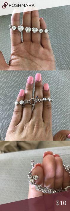 Juicy Bracelet Silver Juicy Bracelet Juicy Couture Jewelry Bracelets