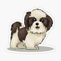 Shih Tzu Hund, Perro Shih Tzu, Shih Tzu Puppy, Shih Tzus, Shih Tzu Tattoo, Puppies For Sale, Cute Puppies, Puppy Grooming, Havanese Puppies