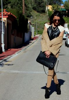 New post!! #fashionblog #fashionblogger #blogger #fashion #moda #streetstyle #trendy #style #look #newlook #outfit #ootd #spanishbloggers #girls