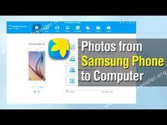 Transferir fotos do Samsung Galaxy S7 Edge para PC
