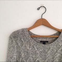 Grey Knitted Tommy Hilfiger sweater NWOT Tommy Hilfiger Sweaters Cardigans